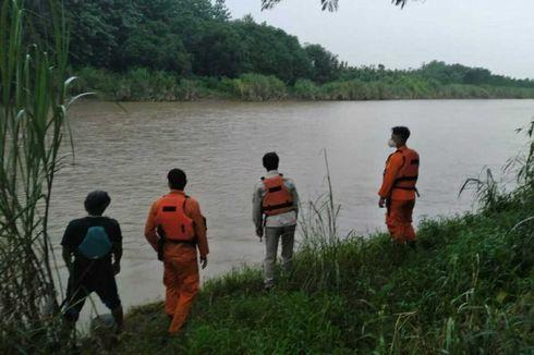 Yayat Hilang Terseret Arus Saat Seberangi Sungai dengan Jeriken, Ini Kronologinya