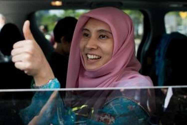Putri tertua Anwar Ibrahim, Nurul Izzah.