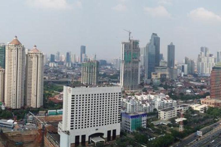 Buildings in Jakarta