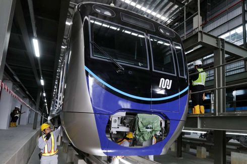 Pembangunan Gardu Induk MRT di Monas Dikritik