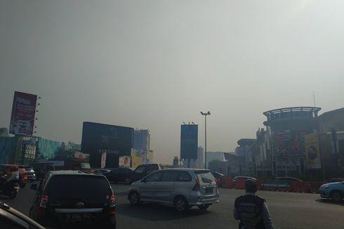 Rabu Pagi, Kualitas Udara Jakarta Lebih Baik Dibanding Depok dan Bekasi
