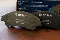 Bosch Pasarkan Kampas Rem Mobil dengan Harga Terjangkau