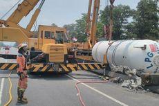 271 Kendaraan Terjaring Penertiban di Tol Jakarta-Cikampek
