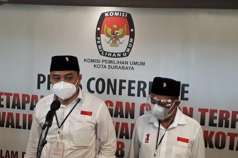 Ingat Lagi 7 Janji Eri Cahyadi Saat Pilkada Surabaya dan Target 100 Hari Kerja