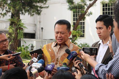 Ketua DPR Minta Mekamisme Pembuatan UU Diubah Jadi Lebih Efektif