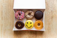 7 Donat Unik Dunkin' Donuts Dunia, Tersedia di Negara Ini Saja...