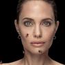 Angelina Jolie Tak Mandi 3 Hari Demi Pose Foto Bersama Lebah Hidup