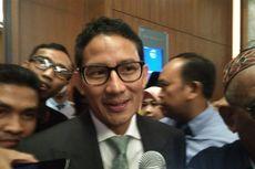 Sandiaga Mengaku Kesulitan Masukan Laporan Dana Kampanye ke IT KPU