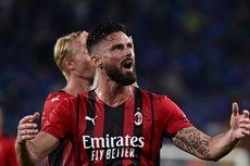 Alasan Giroud Bisa Jadi Senjata Mematikan AC Milan untuk Melawan Liverpool