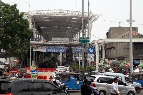 PKL Skybridge Tanah Abang Bayar Rp 500.000 Per Bulan, Apa Saja yang Didapat?