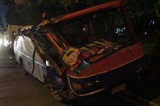 Tiga Siswa SMP Terkapar akibat Ditabrak Metromini di Rawamangun