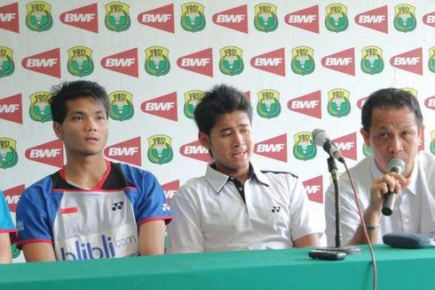 Pasukan Piala Sudirman Indonesia Siap Tempur