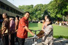 Warga yang Tercepat Bayar Pajak di Magelang Dapat Hadiah Sepeda