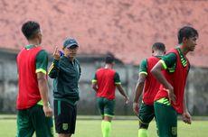 Pelatih Persebaya Masih Cemas untuk Lanjutkan Kompetisi Liga 1 2020