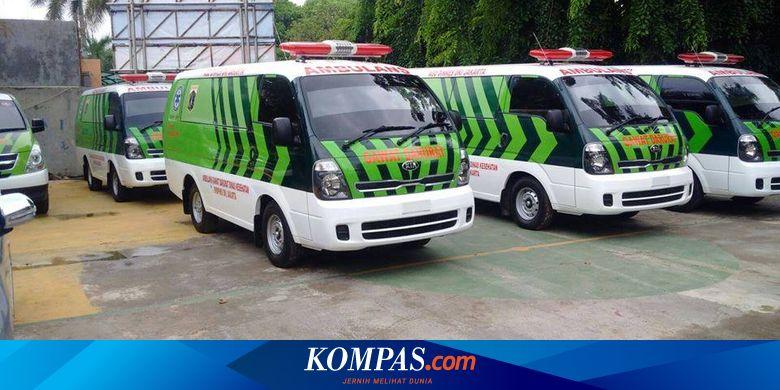 Cara Menggunakan Ambulans Gratis Di Jakarta Halaman All Kompas Com