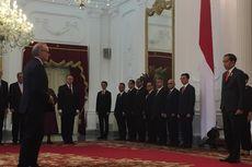 Jokowi Jelaskan Prioritas Pembangunan kepada Para Dubes Negara Sahabat
