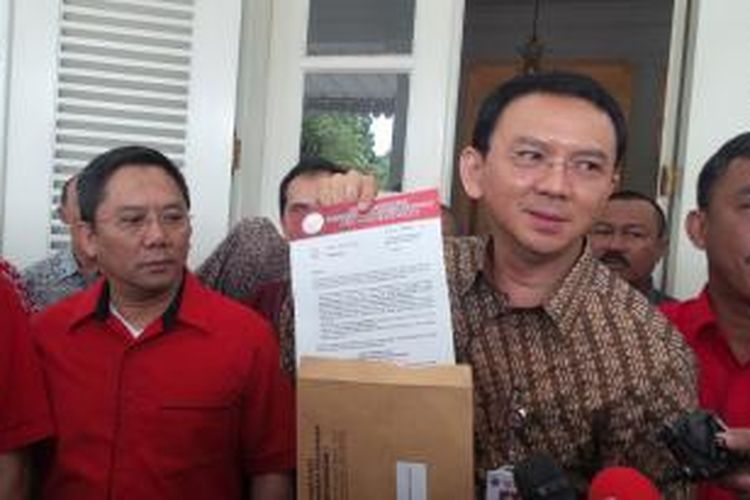 Gubernur DKI Jakarta Basuki