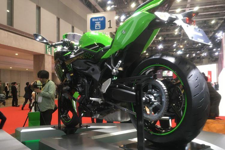 Kawasaki Ninja 4 Silinder Meluncur di Tokyo Motor Show 2019