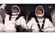 Astronot NASA yang Jalankan Misi SpaceX akan Pulang ke Bumi 2 Agustus 2020