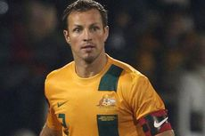 Pelatih Australia Terpaksa Tinggalkan Kapten Lucas Neill