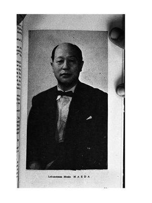 Laksamana Maeda, Perwira Tinggi Angkatan Laut Jepang, yang rumahnya di Jalan Imam Bonjol no.I digunakan untuk oleh Soekarno, Hatta, dan Ahmad Subardjo untuk menyusun Naskah Proklamasi 17 Agustus 1945.