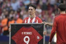 Fernando Torres Kembali ke Atletico Madrid