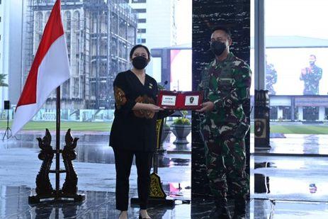 Puan Tegaskan Kekuatan Pertanahan Nasional Ditentukan Prajurit TNI yang Andal