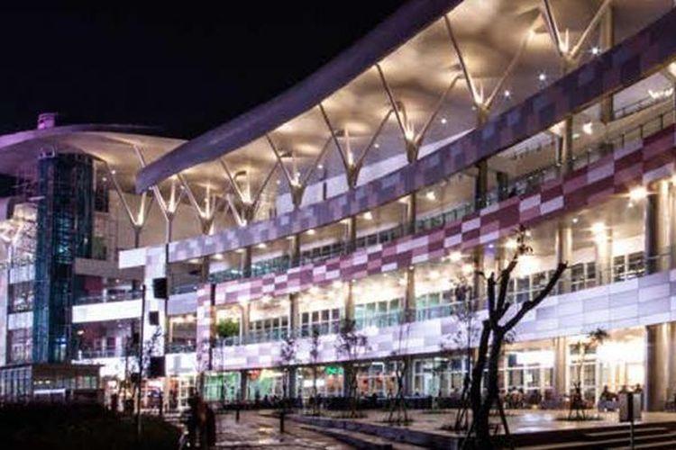Bintaro Xchange Shopping Mall, Bintaro Jaya, Tangerang Selatan.