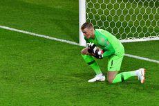 Inggris Vs Jerman, Pickford Bakal Jadi Eksekutor Penalti The Three Lions?