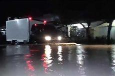Saluran Air Tersumbat Sampah, 2 Kecamatan di Madiun Terendam Banjir Usai Diguyur Hujan Deras