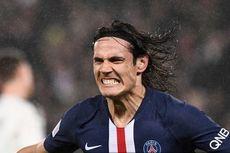 PSG Vs Bordeaux, Edinson Cavani Ukir Gol Ke-200 bersama Les Parisiens