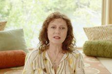 Seru dan Inspiratif, Susan Sarandon Bagikan Kisah Hidupnya di Mola Living Live