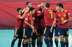Spanyol Vs Malta, La Furia Roja Menang Telak, 2 Debutan Bikin Gol