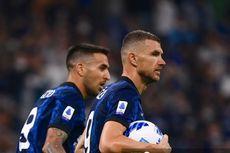 Inter Vs Atalanta, Berkat Edin Dzeko dan VAR, Inter Selamat dari Kekalahan