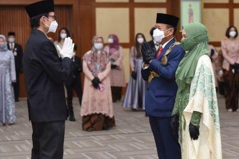 Resmi Jadi Rektor USU, Muryanto Amin Minta Dukungan Penuh