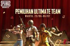 PUBG Mobile Global Ultimate Team Selection, Arena untuk Para 'Influencer'