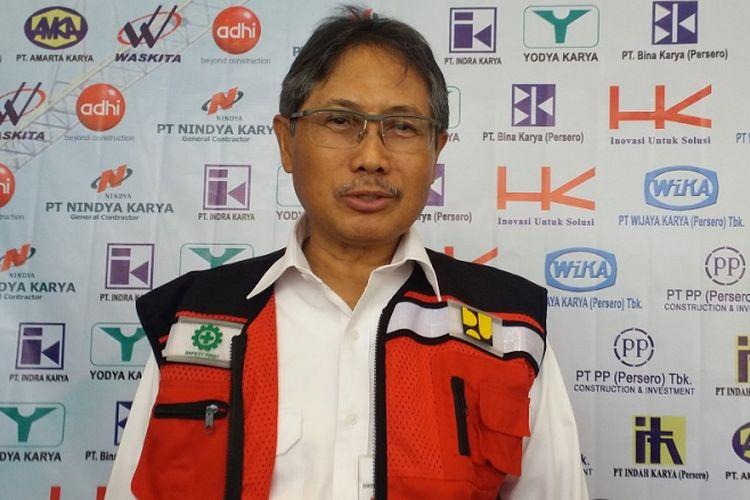 Direktur Jenderal Bina Konstruksi Kementerian PUPR Syarif Burhanuddin.
