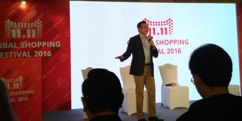 Vice Chairman Alibaba Joe Tsai