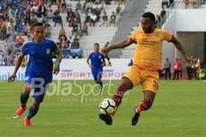 Beto Tentukan Kemenangan Sriwijaya FC pada Piala Gubernur Kaltim