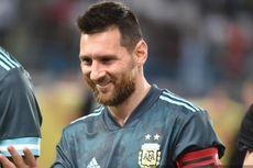 Perasaan Messi Usai Menang pada Laga Brasil Vs Argentina
