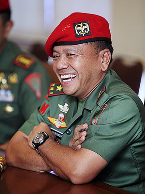 Mayor Jenderal M Herindra.