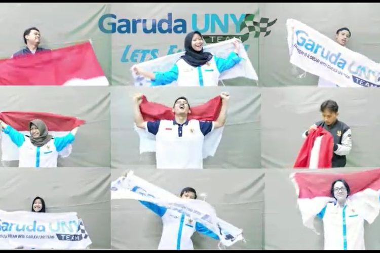 Empat tim asal Indonesia dinobatkan sebagai juara I dan II dalam ajang Kompetisi Internasional Inovasi Kendaraan Hemat Energi Shell Eco-Marathon (SEM) Off-Track 2021.
