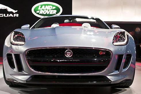 Penjualan Jaguar- Land Rover Naik 19 Persen