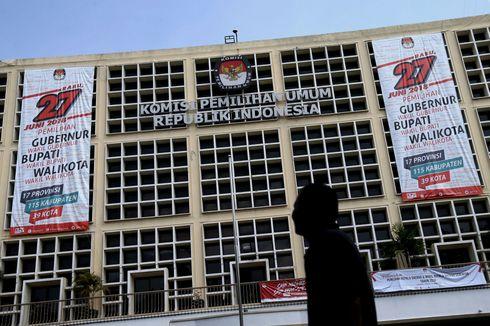 Jokowi-Ma'ruf Daftar ke KPU Jumat Pagi, Prabowo-Sandiaga Uno Siangnya