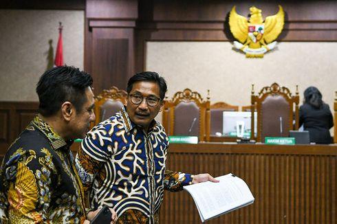 Bowo Sidik Berharap Hakim Tak Mencabut Hak Politiknya