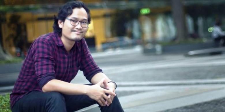 Ronny Gani, animator muda Indonesia yang ikut terlibat dalam penggarapan animasi film science fiction Ant Man