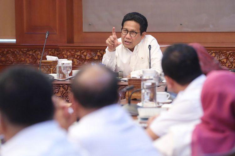 Menteri Desa PDTT Abdul Halim Iskandar dalam suatu kesempatan