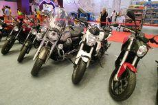 Geliat Honda dan Yamaha di Bursa Lelang Motor Bekas