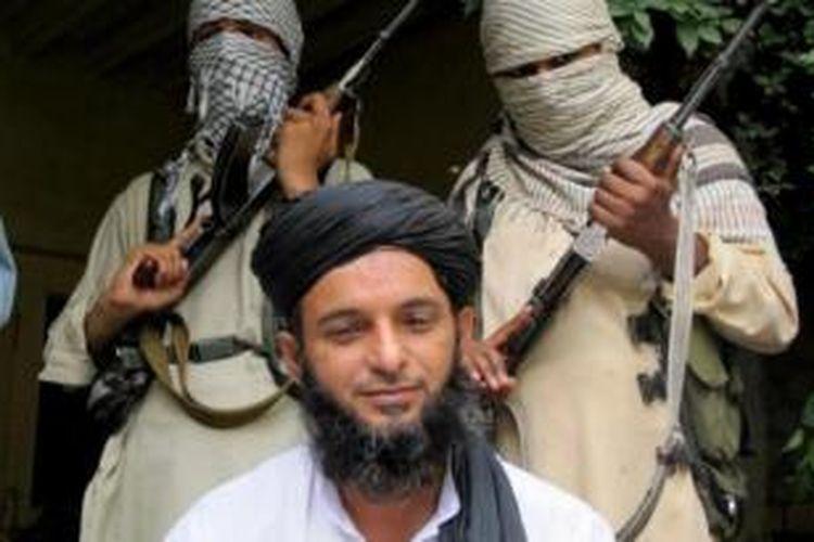 Pemimpin Taliban Provinsi Punjab, Asmatullah Muawiya.