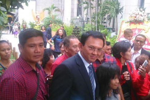 Sandra Dewi Undang Ahok sebagai Teman Sekampung